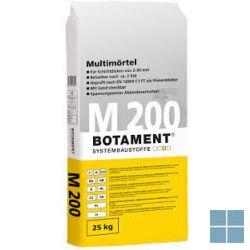 Isox botament m200 egalisatiemortel   4001250200   LAMO