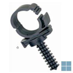 Arymex arycip muurplug 24-25mm 4/4 10 stuks per verp (prijs per verp) | 4500124 | LAMO