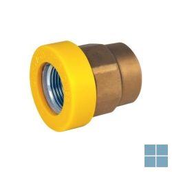 Soper isolatiekoppeling gas 4/4 ff 5 bar htb650 c° | 46720 | LAMO