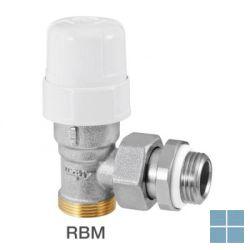 Rbm haakse thermostatische kraan 1/2 x rbm | 480400 | LAMO