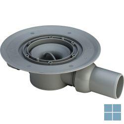 Viega advantix vloerafvoer, ø 100mm, zonder opzetstuk, 24-36l/min, dn50 | 485412 | LAMO