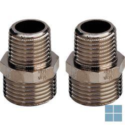 Viega smartpress inox bocht 45° ff dia 35 | 486167 | LAMO