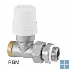 Rbm rechte thermostatische kraan 1/2 x rbm | 490400 | LAMO