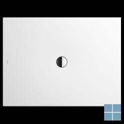 Kaldewei scona model 969 douchetub rechthoekig 130x80 cm wit volledige antislip   496930020001   LAMO