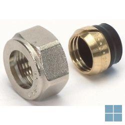 Begetube klemkoppeling vr dunwandige metalen buis øm24 × 15m | 500.570.212 | LAMO