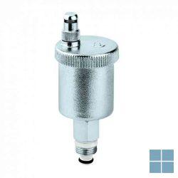 Caleffi automatische ontluchter minical chr 1/2 | 502142 | LAMO