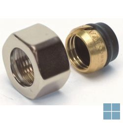 Begetube inox koper klemverbinding optima m24 x 15 | 503.570.212 | LAMO