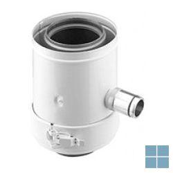 Daalderop condensaftap (32mm) alu/alu 80/125 | 520-0014 | LAMO