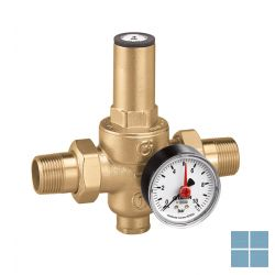 Caleffi drukverminderaar ingeb filter vervangpatr manometer 0-10 bar 1/2 | 536041 | LAMO
