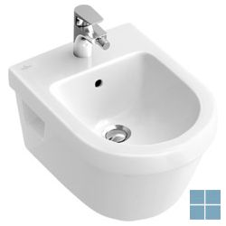 V&b architectura wandbidet 37x53 cm zichtbare bevestiging ceramic plus | 548400R1 | LAMO