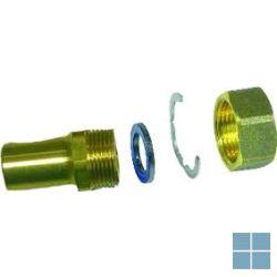 Acv kit koppelingen helioline dn 16 Ø 22 mm (os) | 5785C165 | LAMO