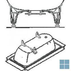 Kaldewei badpotenset model 5030 (os) | 581470000000 | LAMO