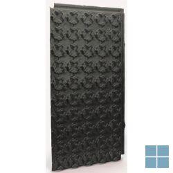 Begetube geprofileerde noppenplaat 30mm, prijs/m², per 6m² | 600.000.030 | LAMO