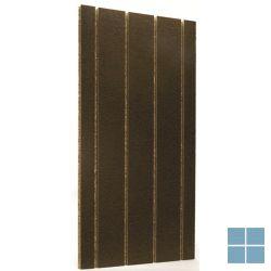 Begetube eco-systeemplaat met rechte groeven 1200 x 600 | 600.005.100 | LAMO