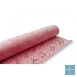Isox waterdichte afdichtingsd 0.2 mm rol 1 m x 30 m (prijs/m ) afname per rol   6022013000   LAMO