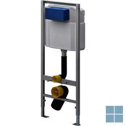 Viega wc-element 1130 x 490 staal / grijs | 606688 | LAMO