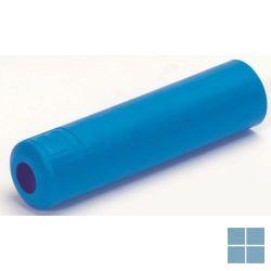 Begetube afdekhuls 20 mm blauw | 613.001.234 | LAMO
