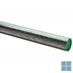 Viega sanpress water buis inox drinkwater 22/1.2mm lengte 6m prijs/m | 616014 | LAMO