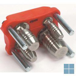 Begetube kalibreerder voor alpex 14/16/20/26/32 mm | 618.004.200 | LAMO