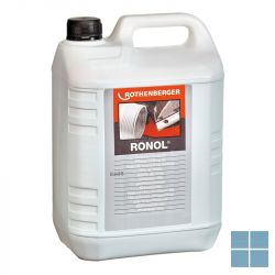 Rothenberger draadsnijolie 5l | 6.5010 | LAMO