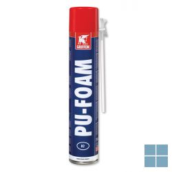 Pur pro schuim 7 plus voor pistool 750 ml | 670005 | LAMO