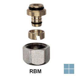 Rbm knelkoppeling pe - buis 14 | 701400 | LAMO