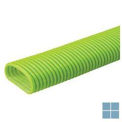 Ubbink flexibele kanaal ovaal dia 60x130 (30 meter) plat ae55sc | 704540 | LAMO
