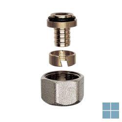 Rbm klemkoppeling voor pe-buis 20x2mm | 712010 | LAMO