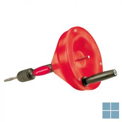 Rothenberger rospi 8h+e afvoerreiniger 7,5m veer voor dia 20-50 mm | 72095 | LAMO
