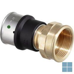 Viega smartpress brons overgangsstuk dia 25 x 3/4f | 729646 | LAMO