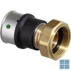 Viega smartpress brons aansluitkoppel dia 20 x 3/4f | 730239 | LAMO