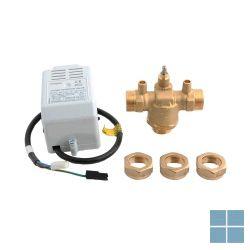 Daalderop driewegklep + motor combifort | 758301008S | LAMO