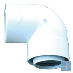 Bosch bocht 90° Ø 80/110 az 267 | 7719001786 | LAMO