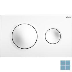Viega duwplaat visign for style 20 kunststof wit alpin / kunststof wit alpin | 773793 | LAMO