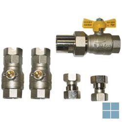 Bosch cerapurcompact aansluitset | 7739453276 | LAMO