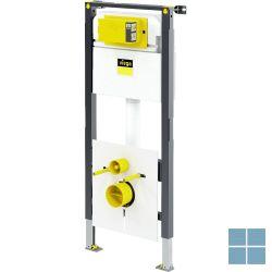 Viega prevista wc-element met pe afvoerbocht h1120 x b500 | 792633 | LAMO
