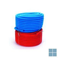 Begetube blauwe beschermmantel 19mm rol 100 meter prijs/m | 802332100 | LAMO