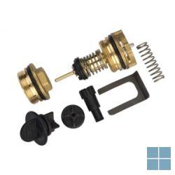 Bulex 3weg inbouwventiel blok + klep voor thermomaster 2 hr | A000700059 | LAMO