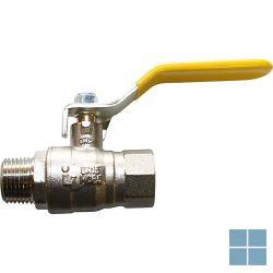 Aardgaskraan 1/2 mf koper aardg/buta/propaan | A12MFK | LAMO
