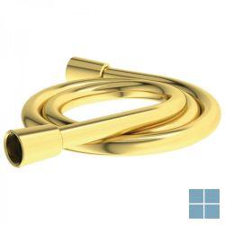 "Is idealrain doucheslang idealflex 1750mm, kunststof, 1/2"", goud geborsteld   A4109A2   LAMO"