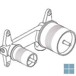 Is inbouwdeel voor wandmengkraan | A5948NU | LAMO