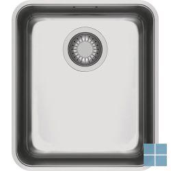 Franke aton onderbouw-glad 370x430 mm inox | ANX1103401 | LAMO