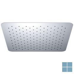 Is idealrain extra platte hoofddouche 40x40cm chroom | B0389MY | LAMO