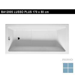 Riho lusso plus inbouwbad mono 170x80 cm wit | BA12 | LAMO