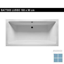 Riho lusso inbouwbad duo 180x90 cm wit | BA77 | LAMO
