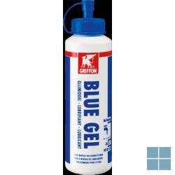 Bison/griffon blue gel tube glijmiddel 250 g | BLUEGELTUBE | LAMO