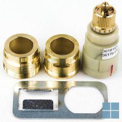 Novellini thermostatische cartouche   CARTEROP10   LAMO