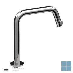 Clou kaldur fonteinkraan links chroom | CL060500329L | LAMO
