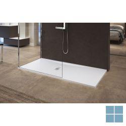 Novellini custom douchetub 140x90x3.5 cm wit mat   CU14090479   LAMO