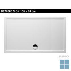 Riho sion douchetub 150x80 cm wit | DE78 | LAMO